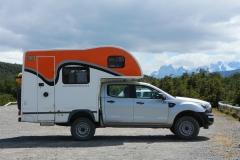Wij huren een campervan voor onze reis door zuidelijk Patagonië