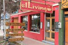 Restaurant El Living in Puerto Natales heeft een vegan menukaart