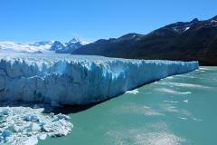 Perito Moreno Gletsjer, het noordelijkste puntje van Patagonië waar we zijn geweest
