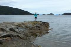 Baie Lapataia, het zuidelijkste puntje van Patagonië waar we zijn geweest